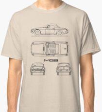 MGB Blueprint Classic T-Shirt