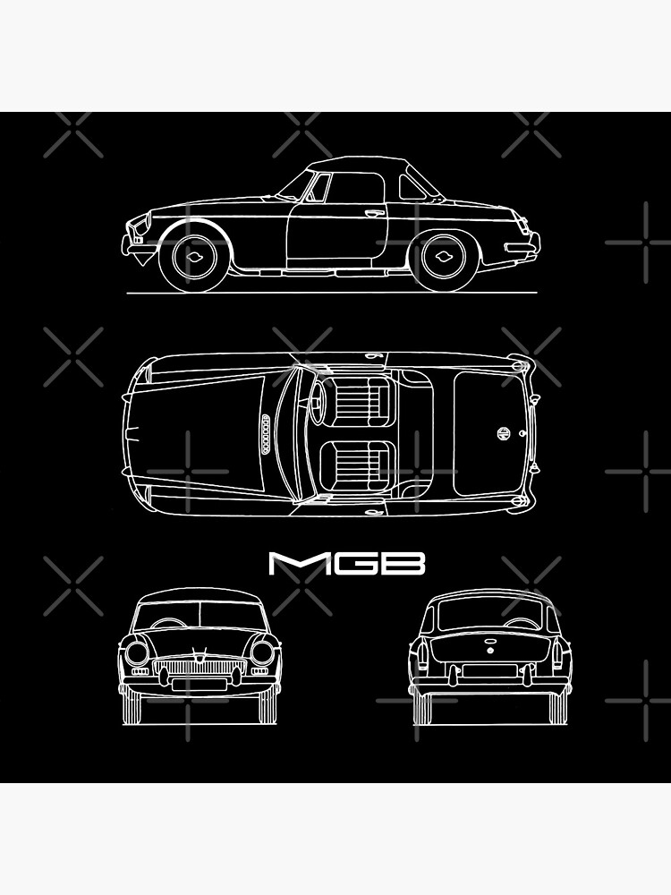The MGB Blueprint by rogue-design