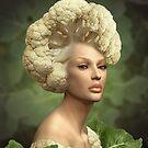 Charismatic Cauliflower von Britta Glodde