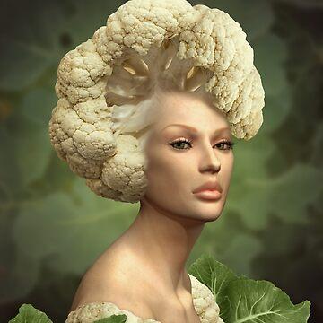 Charismatic Cauliflower by BrittaGlodde