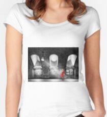 Girls of Baker Street Women's Fitted Scoop T-Shirt