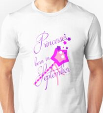 Princesses Born in September T-Shirt