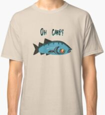 Oh Carp! Funny Fish Classic T-Shirt