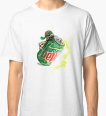 Snake & Miller on a... mountain dew. Classic T-Shirt