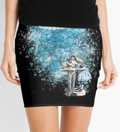 Alice Adventures In Wonderland Minifalda