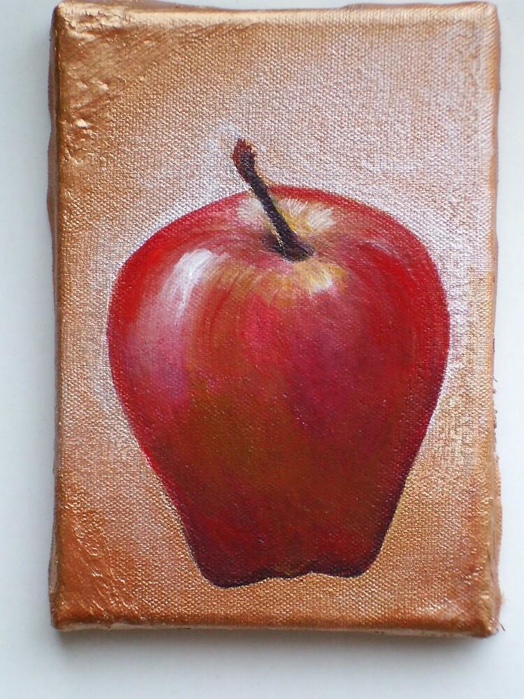 Apple of my eye by Dalzenia Sams