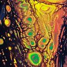 Abstract art - HYPERBOLE by NerdgasmsByKat