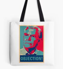 Ben Matlock OBJECTION! Tote Bag
