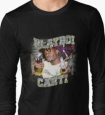 Playboi carti Iced Out shoota VVS diamonds  Long Sleeve T-Shirt