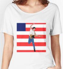 Bruce - Born #1 Women's Relaxed Fit T-Shirt