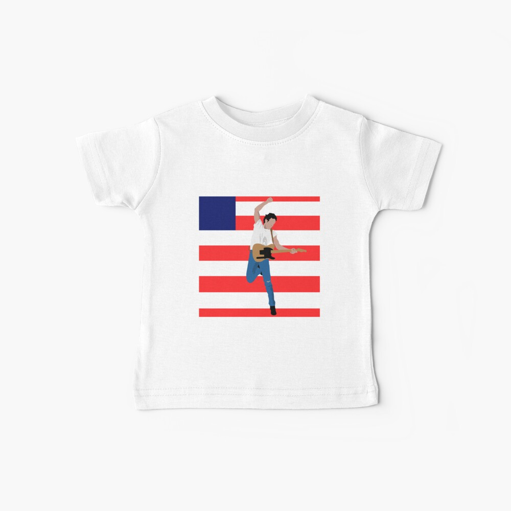 Bruce - Nacido # 1 Camiseta para bebés
