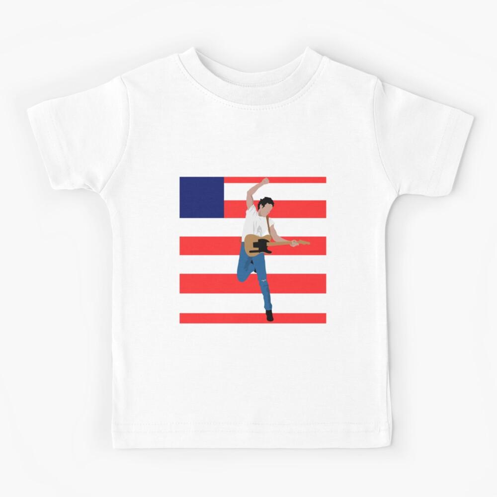 Bruce - Born #1 Kids T-Shirt