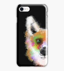 Colourful Fox iPhone Case/Skin