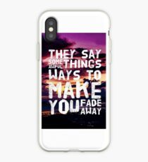 Hollywood Undead  iPhone Case