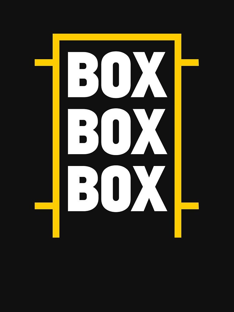 Box Box von rucksack