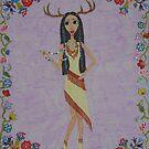 Deer Woman (Fairy Tale Fashion Series #5) by DebiCady