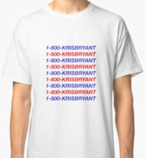 1-800 Kris Bryant Classic T-Shirt