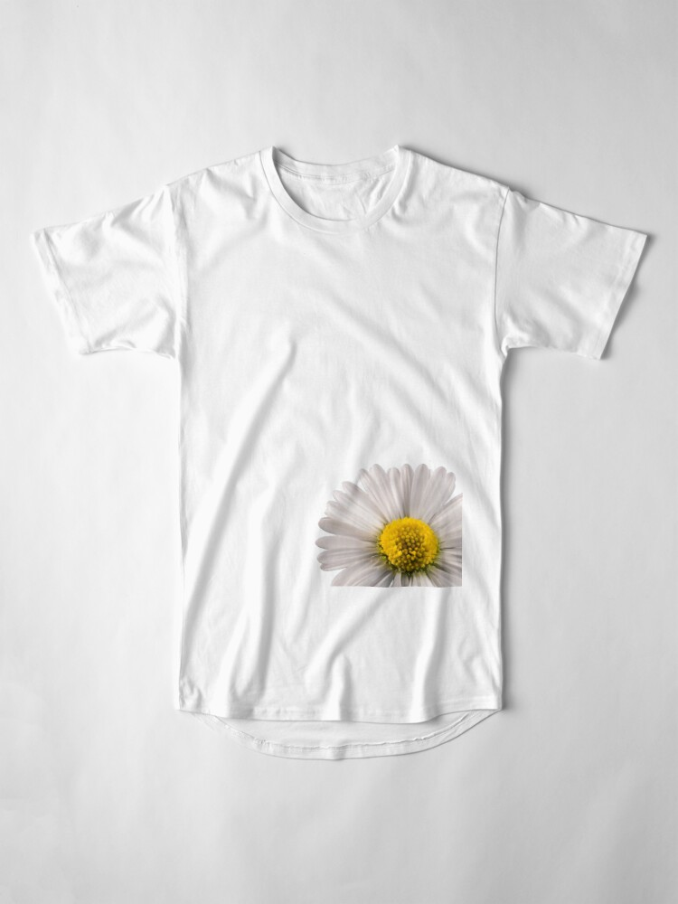 Alternate view of Single Daisy Long T-Shirt