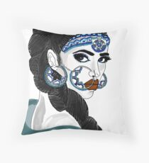 Waves look  Throw Pillow