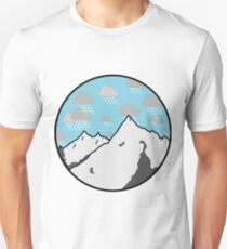 Mountain Snowfall T-Shirt