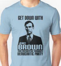 JERRY BROWN 1980 T-Shirt
