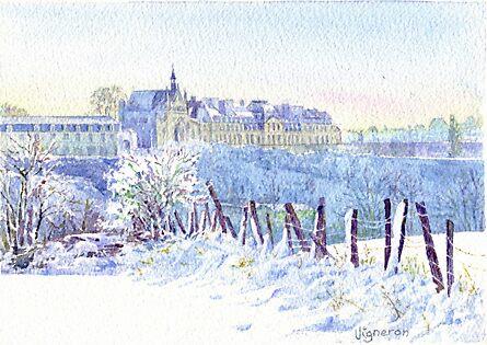 Le Château de Thouars by alainvigneron