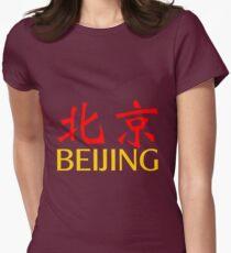 BEIJING-2 Womens Fitted T-Shirt