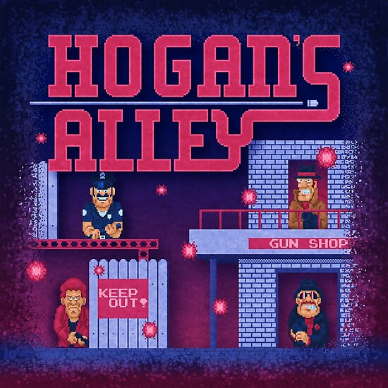 Alley Hogans by likelikes