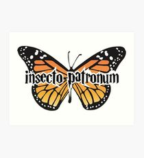Insecto Patronum Art Print