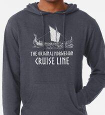Viking Boat > Original Norwegian Cruise Line > Viking Leichter Hoodie