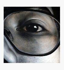 Lens, 100-100cm, 2010, oil on canvas Photographic Print
