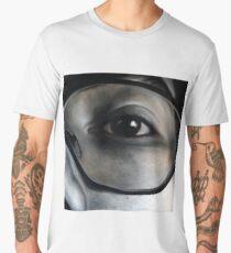 Lens, 100-100cm, 2010, oil on canvas Men's Premium T-Shirt