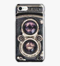 Vintage Camera Rolleiflex Phone iPhone Case/Skin