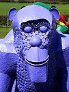 Purple Gorilla by Yampimon