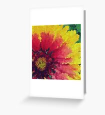 Majestic flower greeting cards redbubble majestic greeting card m4hsunfo