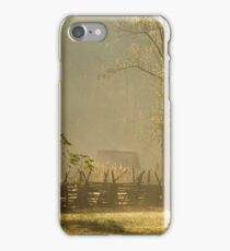 Golden Morn II iPhone Case/Skin