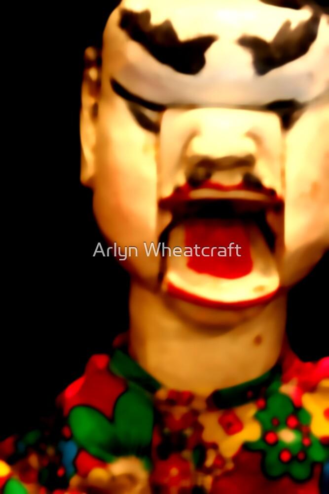 Puppet Scream Dos by PrEtTyGiRl91