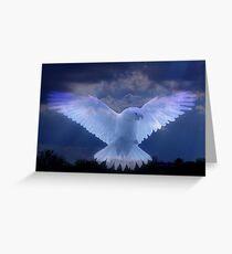 Heavenly Spirit Greeting Card