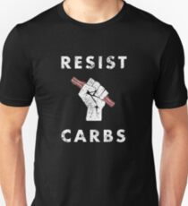 Resist Carbs Unisex T-Shirt
