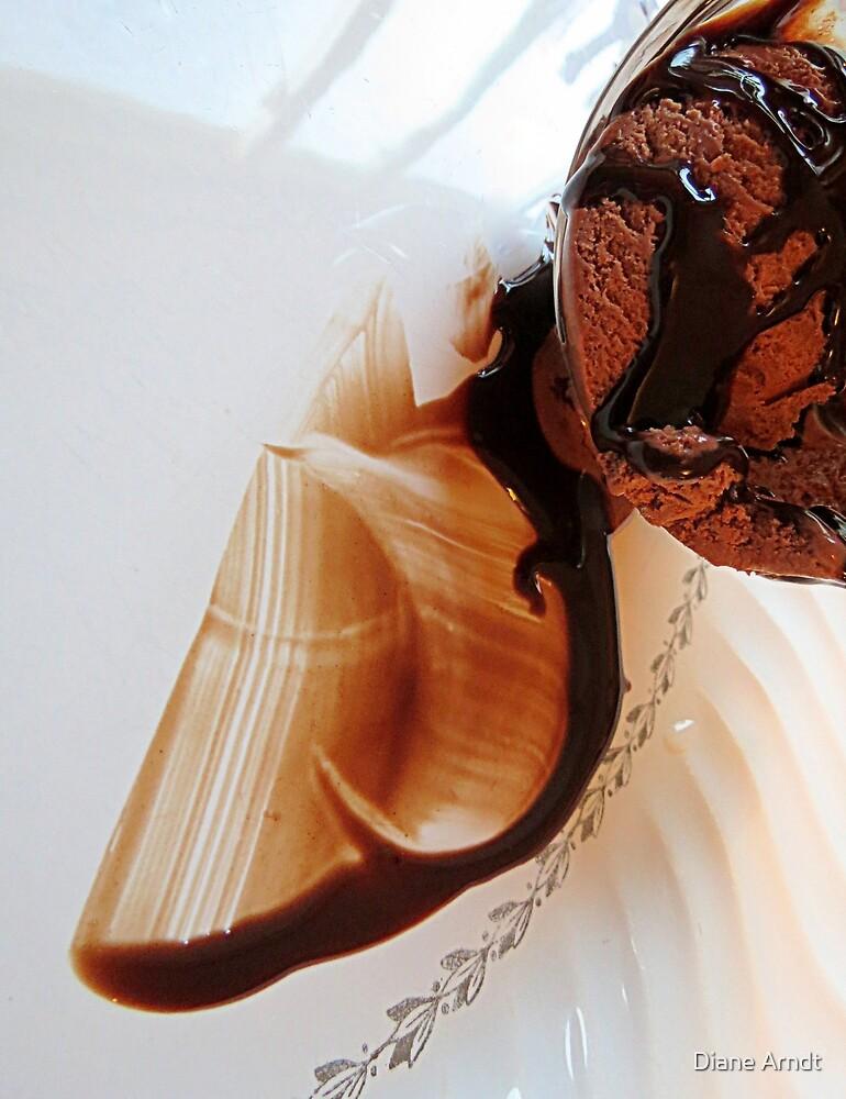 Chocolate Bird by Diane Arndt