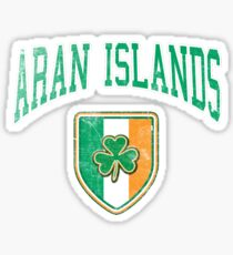 ARAN ISLANDS, Ireland Sticker