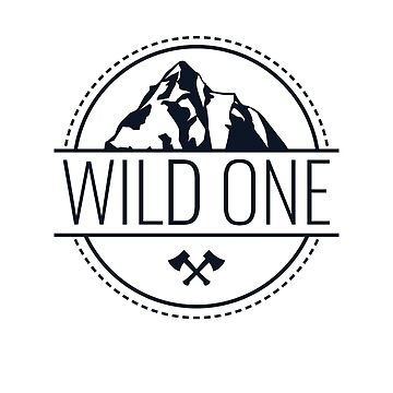 Wild One Hipster Mountain Adventure Children and Adult Design by TexasLove