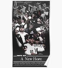 Whitesox : A New Hope Poster