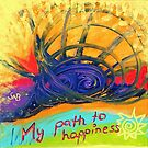 My Path to Happiness von smoonflowerart