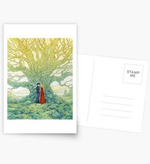 Wie du möchtest Postkarten