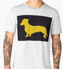 Wiener Dog - Dachshund Men's Premium T-Shirt