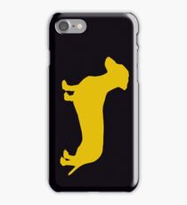 Wiener Dog - Dachshund iPhone Case/Skin