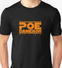 poe dameron; the best resistance pilot T-Shirt