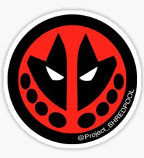 "Project Shredpool ""Lady Bug"" Sticker"