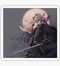 Alucard, Castlevania Sticker